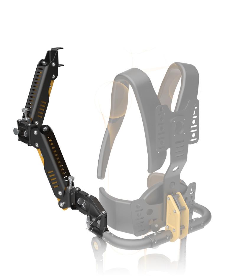 FORTIS Tool Arm | ROBRADY design