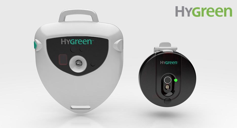 HyGreen | ROBRADY design