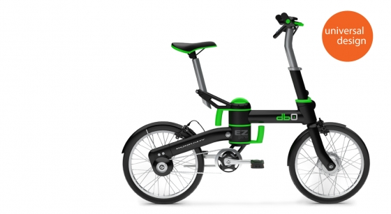 DK City db0 3.0 Folding Electric Bicycle