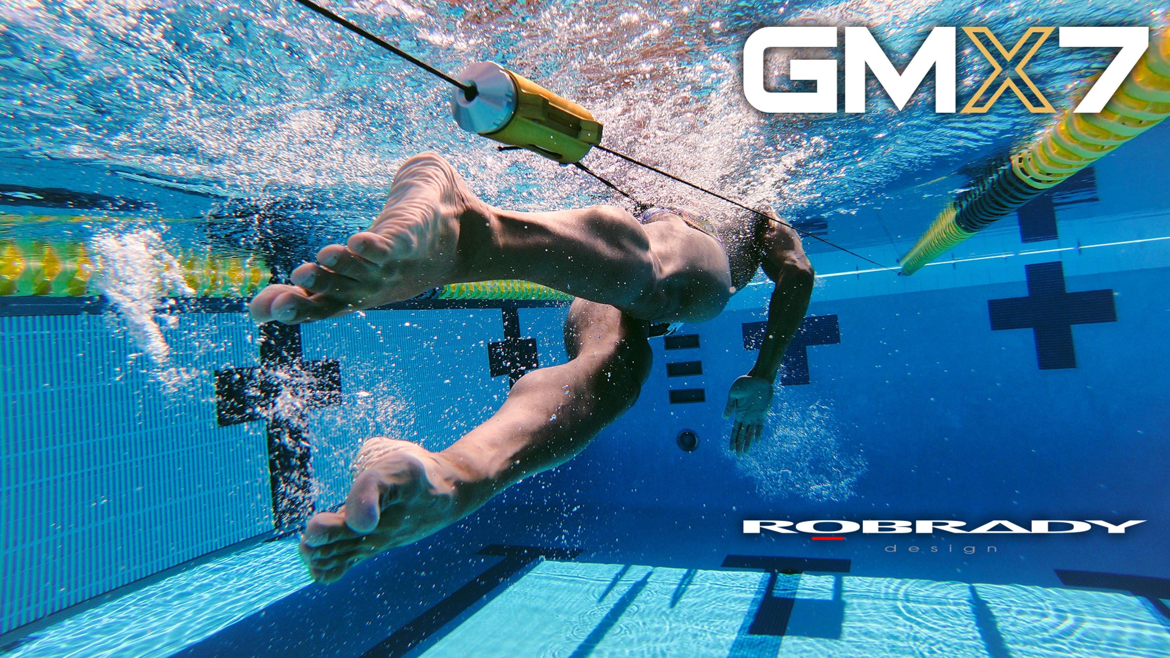 ROBRADY Announces Partnership with GMX7 | ROBRADY design