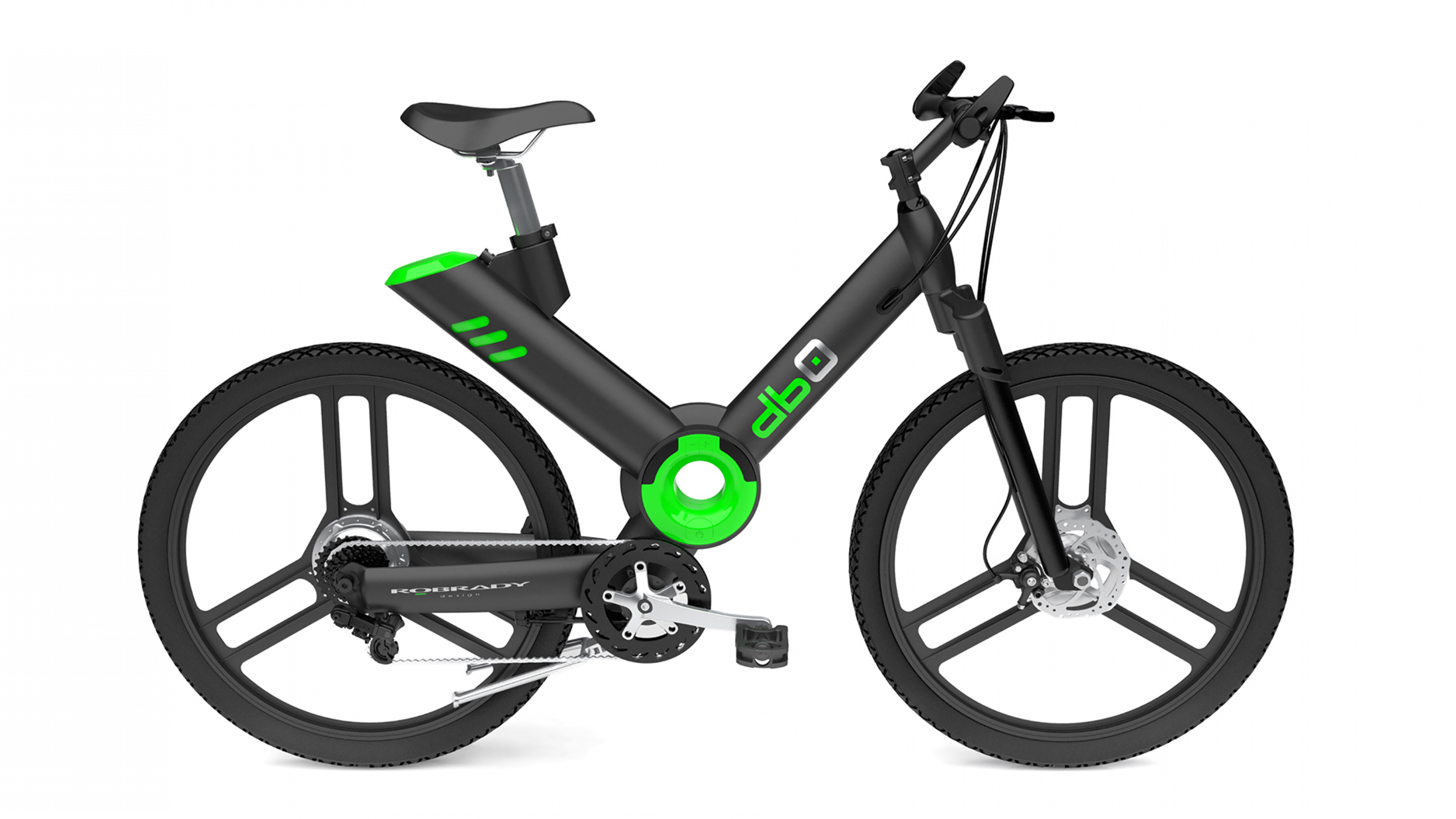 db0 7 Electric Bicycle | ROBRADY design