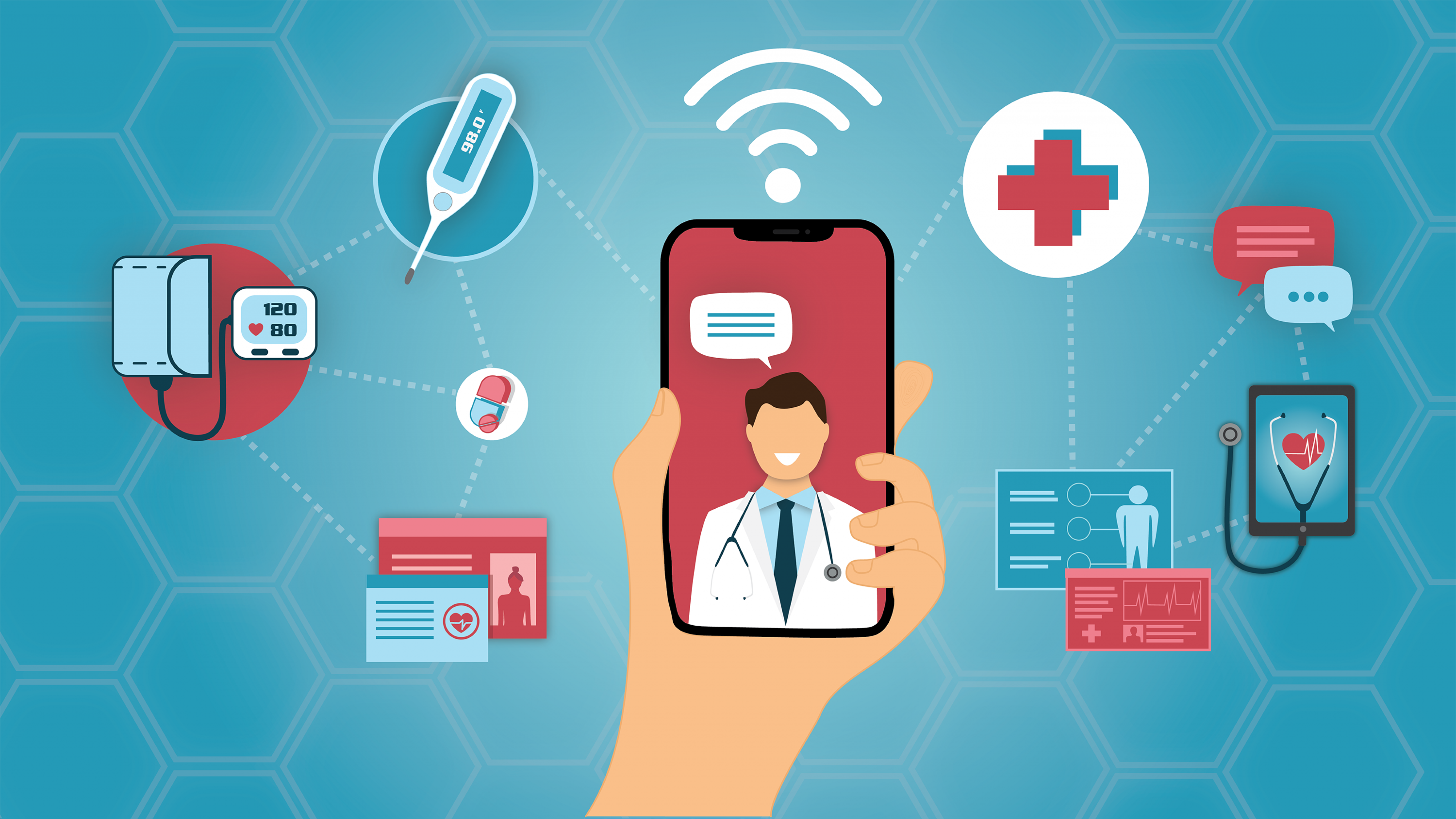 Design in Connected Healthcare ROBRADY