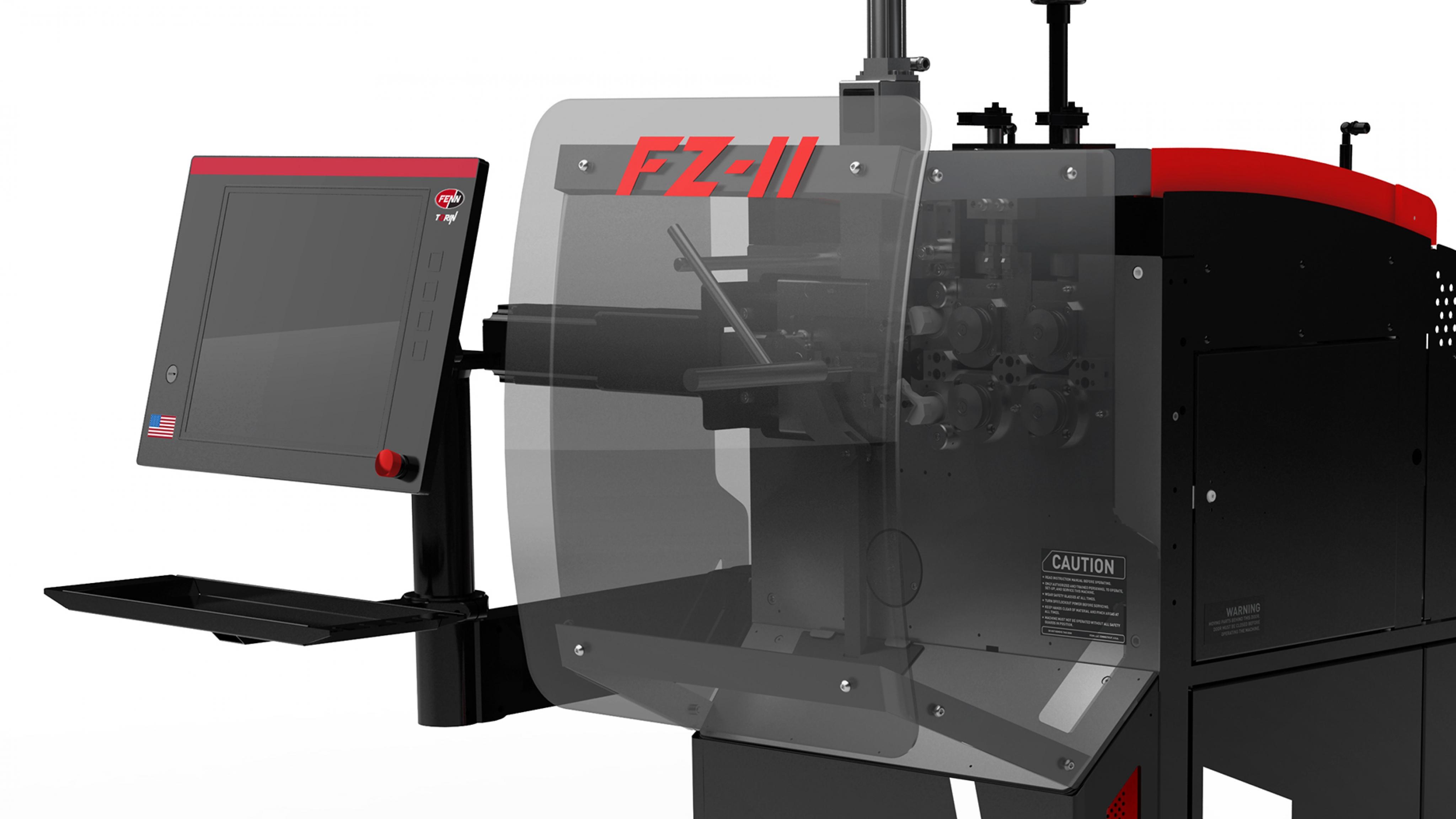 Fenn FZ-11 Spring Coiler | ROBRADY design