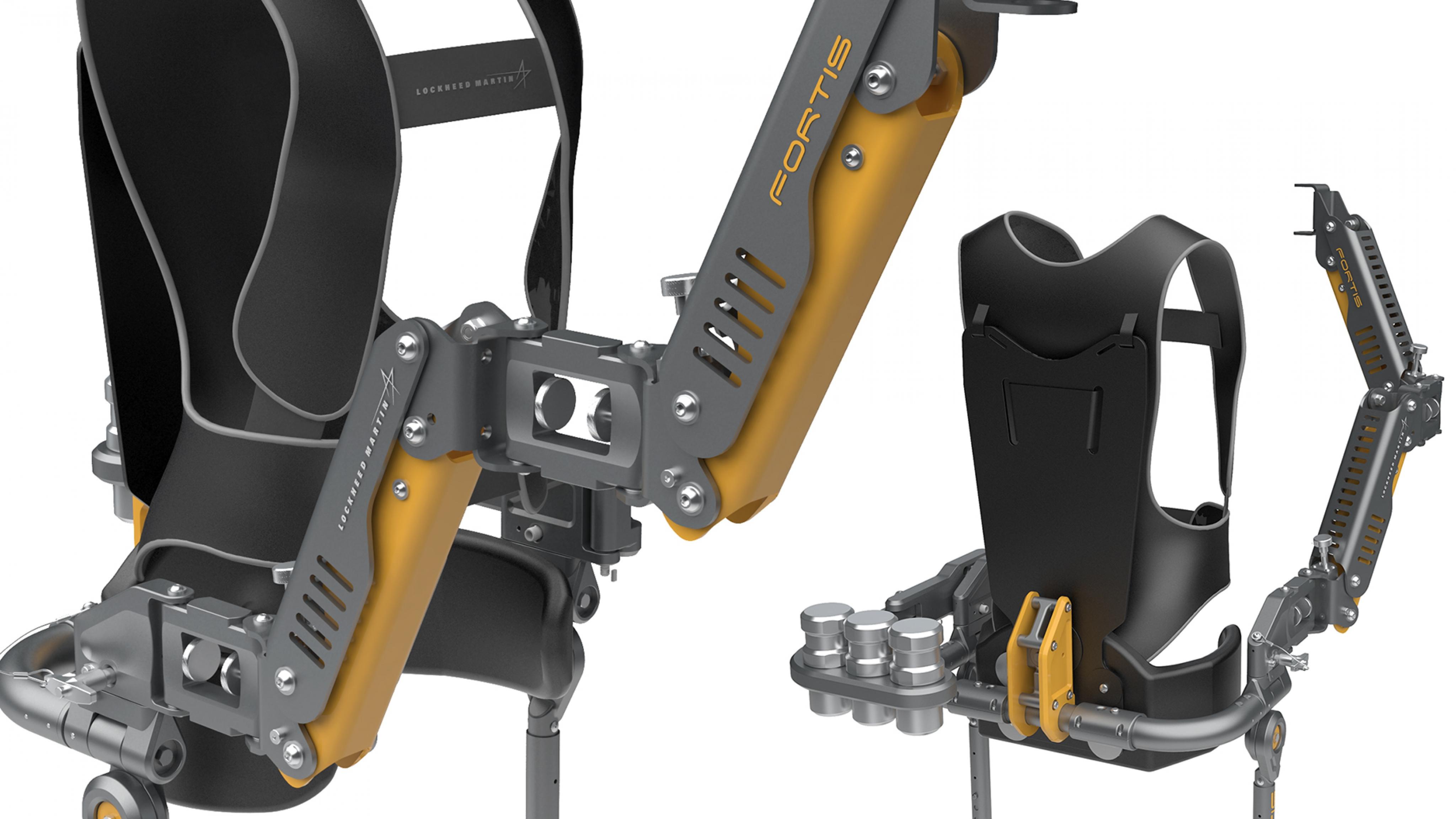 FORTIS Zero-G Arm | ROBRADY design
