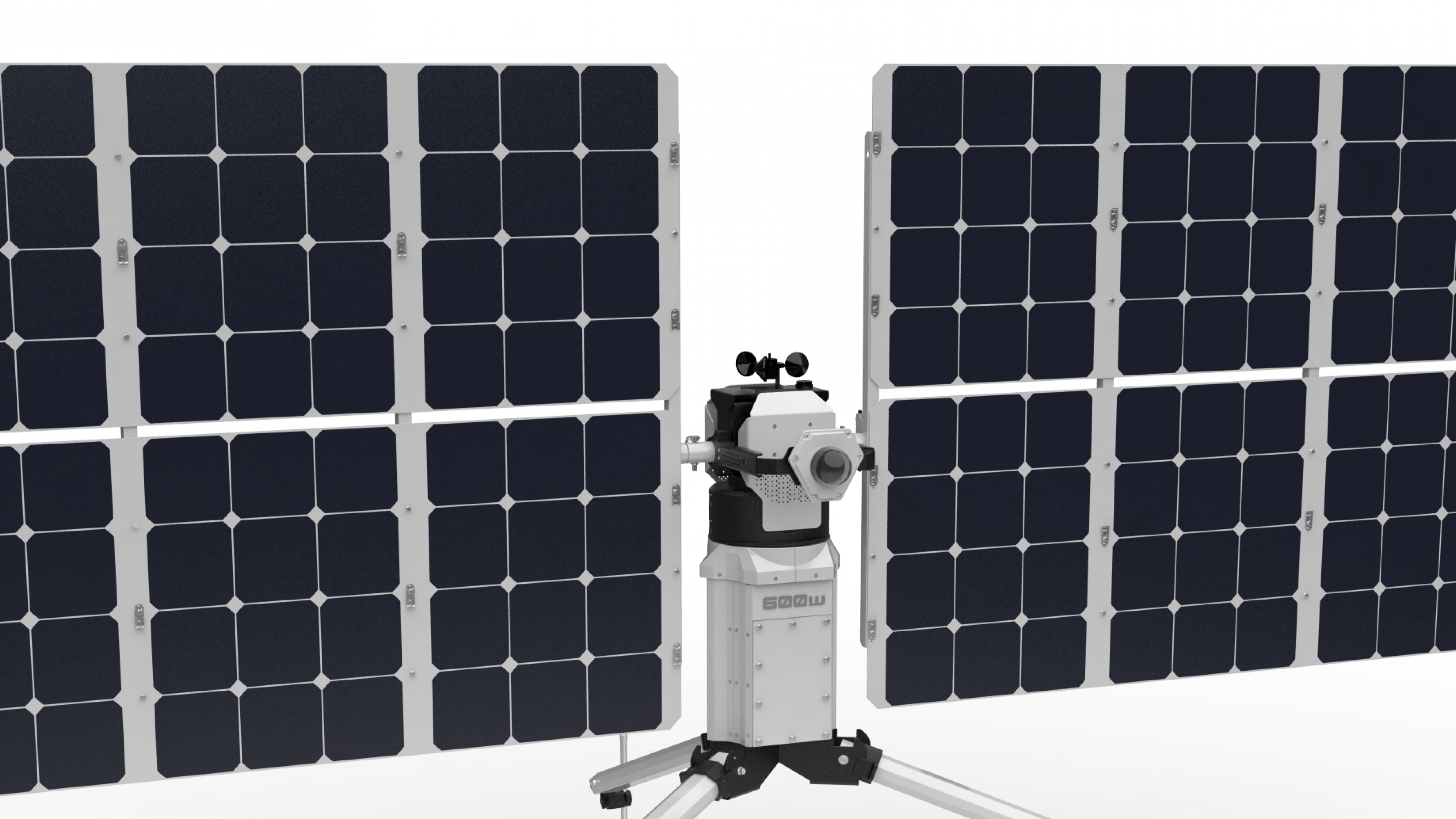Merlin Solar Tracker | ROBRADY design