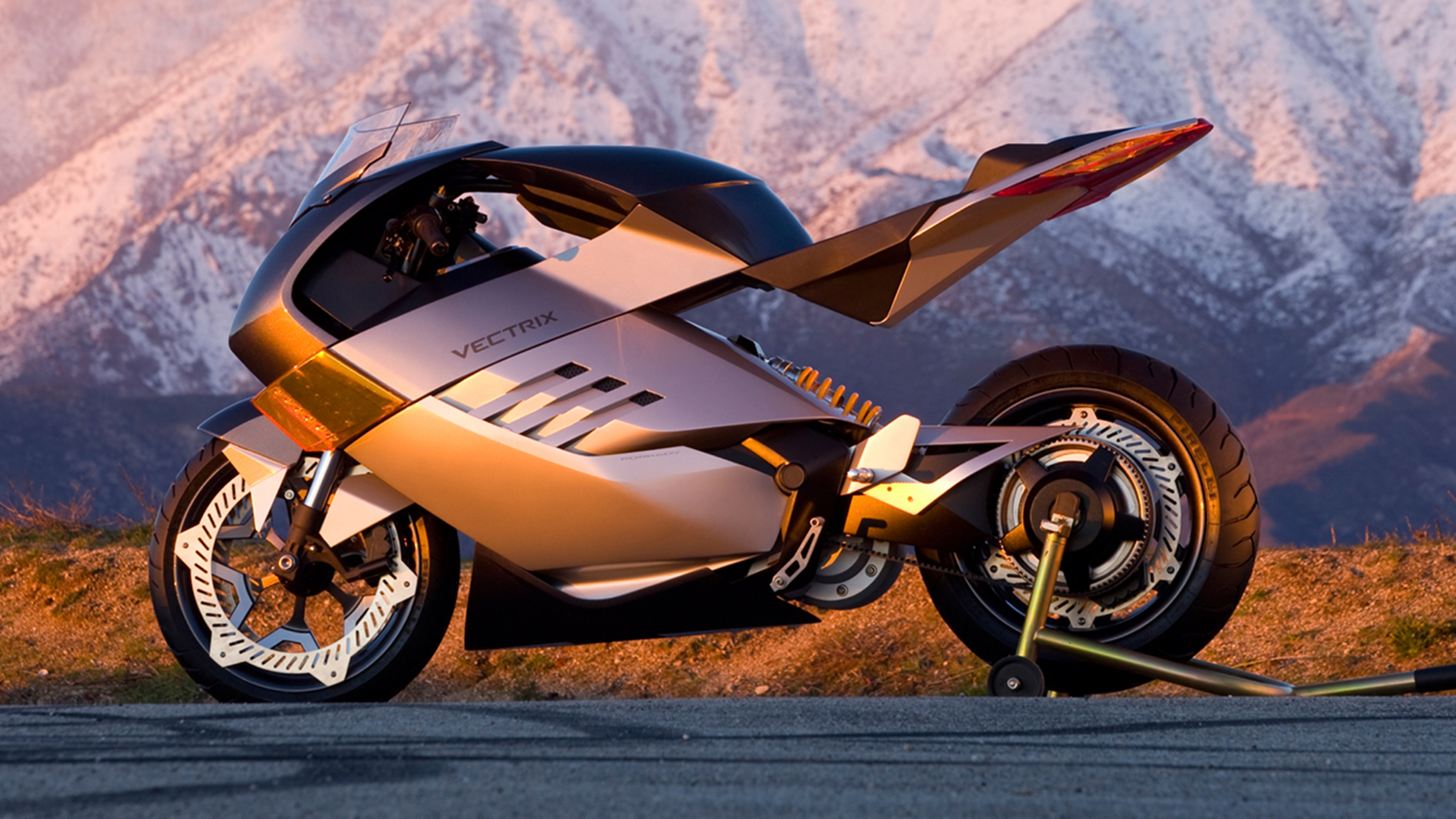 Electric Superbike | ROBRADY design
