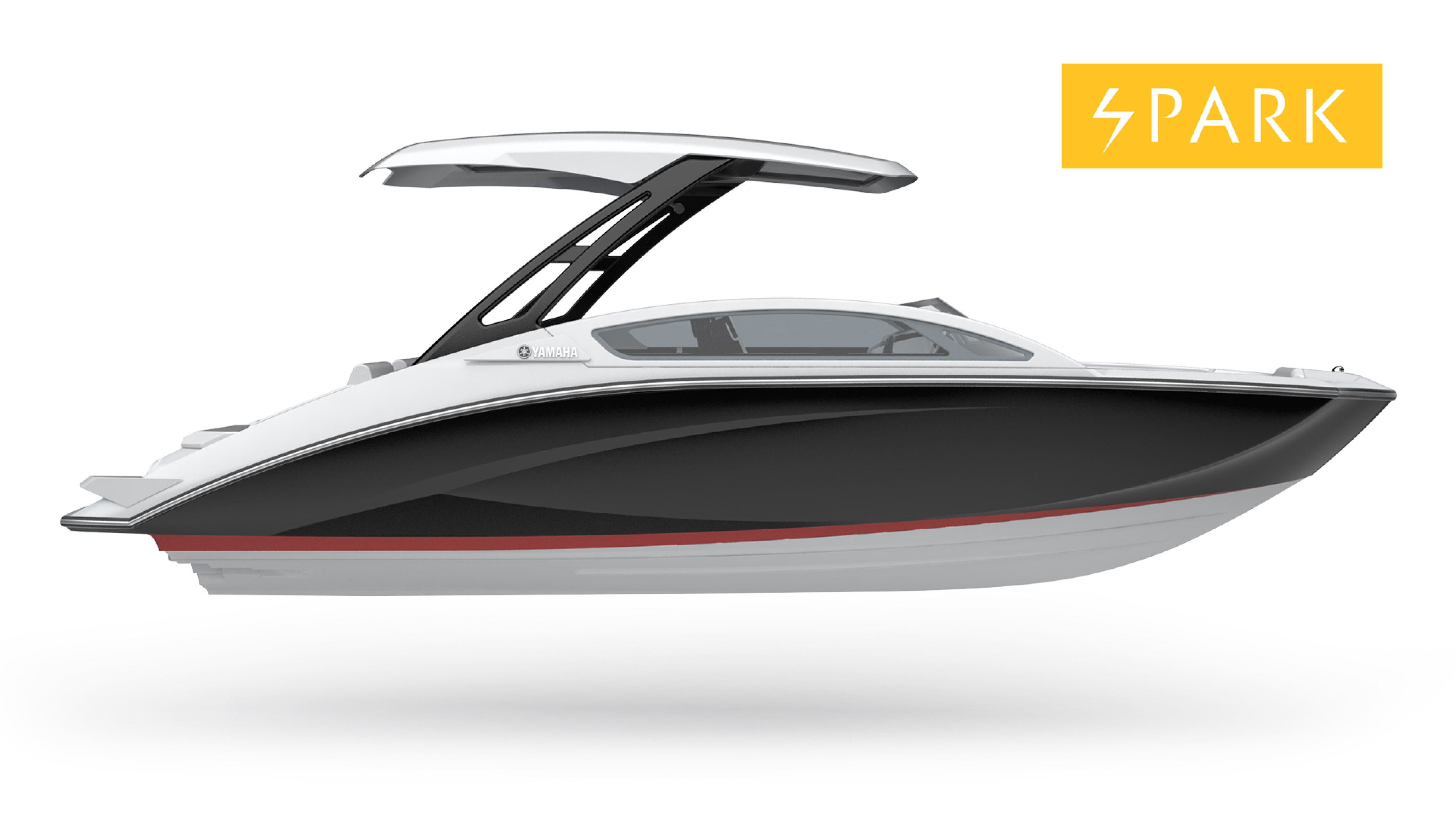 Yamaha 275 Jet Boat Spark Design Award Winner