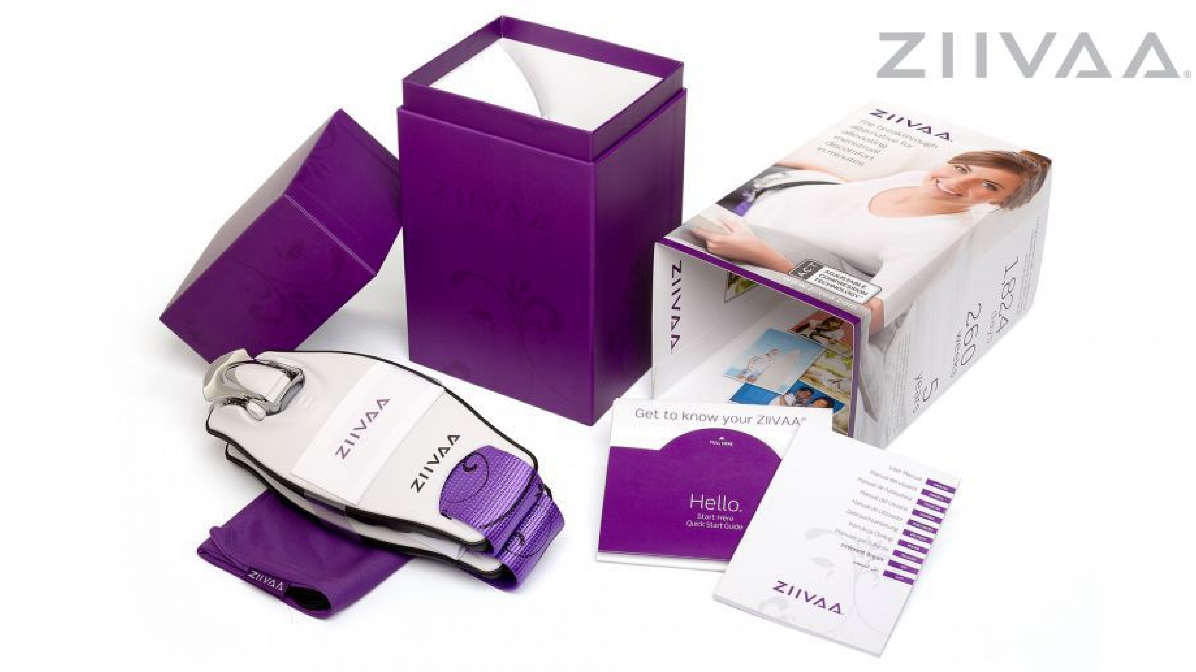 Ziivaa Product Packaging | ROBRADY design