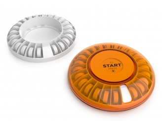 PILL 15mm Tablet 23-Count Tray | ROBRADY design