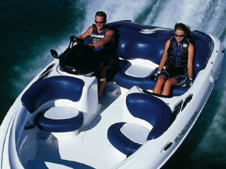 Yamaha Exciter Jet Boat | ROBRADY design