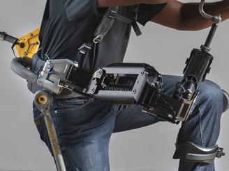 Lockheed Martin Fortis Exo Skeleton | 2014 Icon Award | ROBRADY design