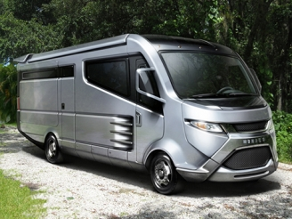 ROBRADY Sustainable RV Concept | ROBRADY design