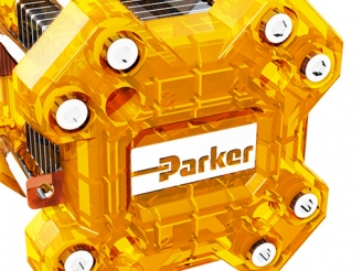 Parker Hannifin TekStak™ Educational Fuel Cell | ROBRADY design