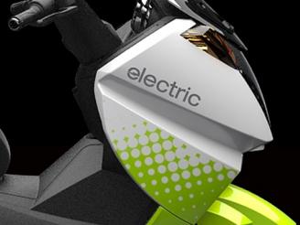 Vectrix VX1 Electrix Maxi Scooter | ROBRADY design